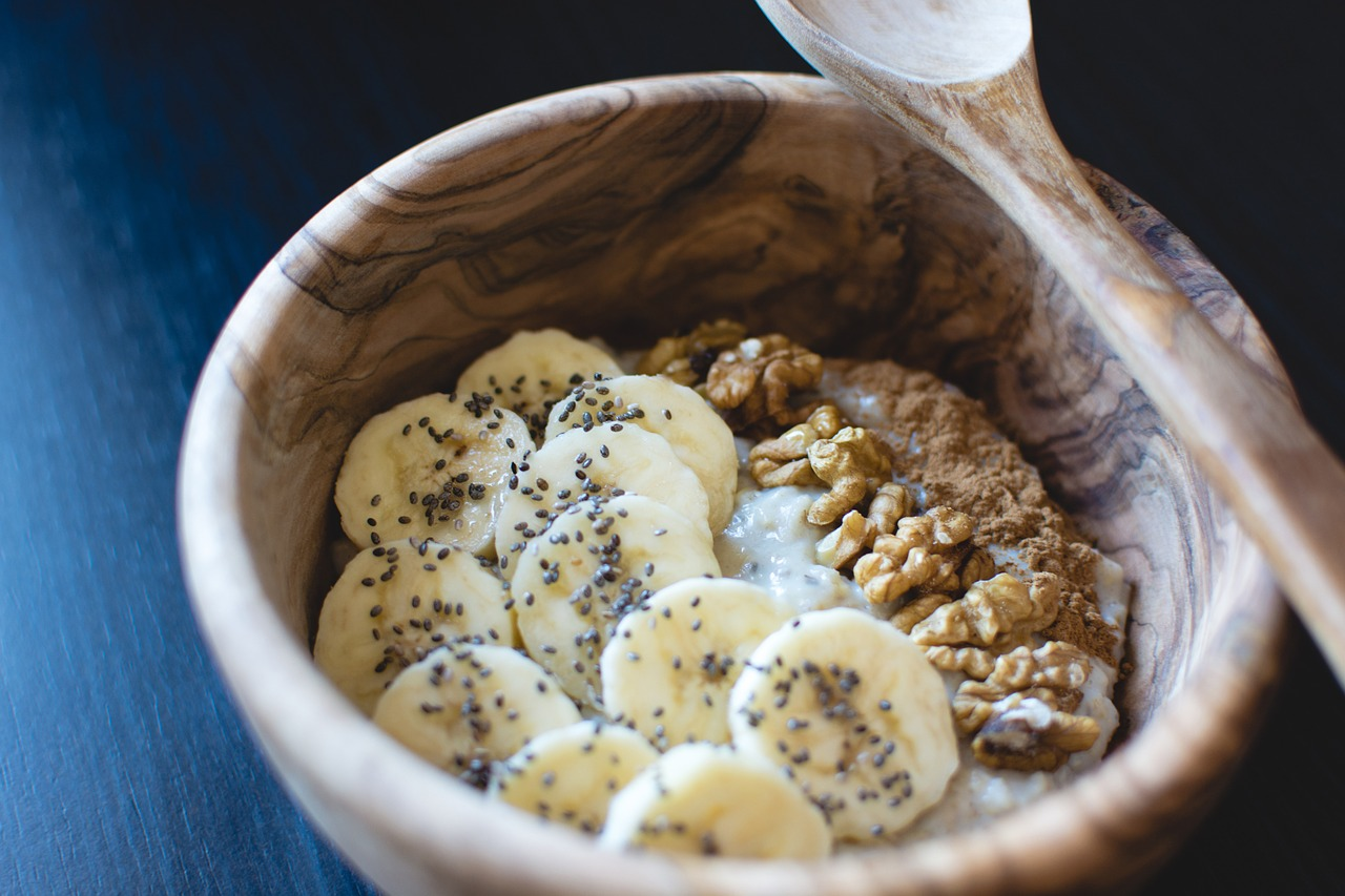 como hacer helado de banana
