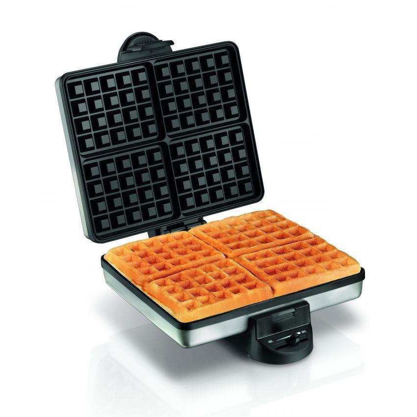 M quina para hacer gofres o waffles c mo es y d nde - Hacer crepes en casa ...