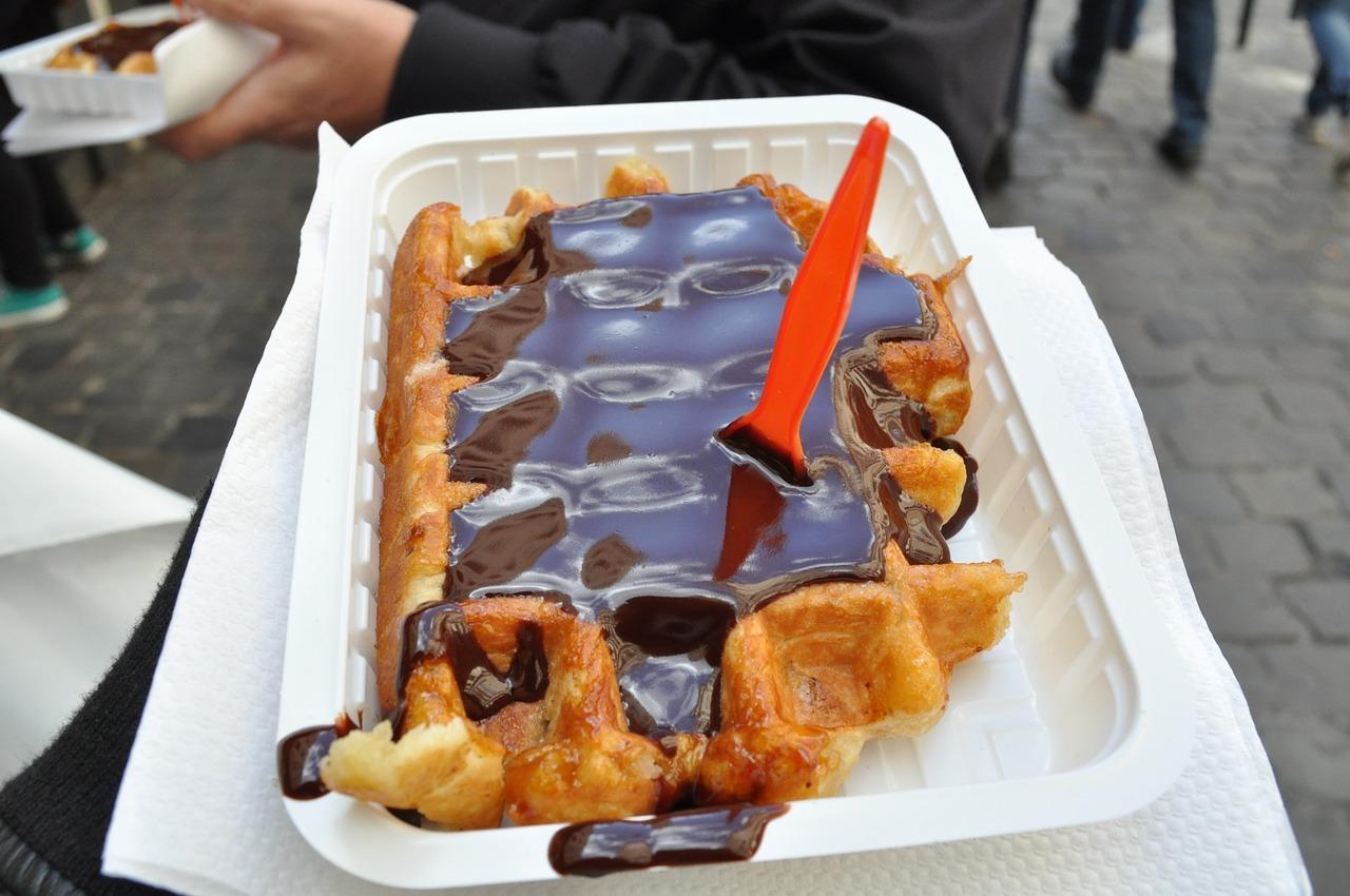 u00bfqu u00e9 son los waffles