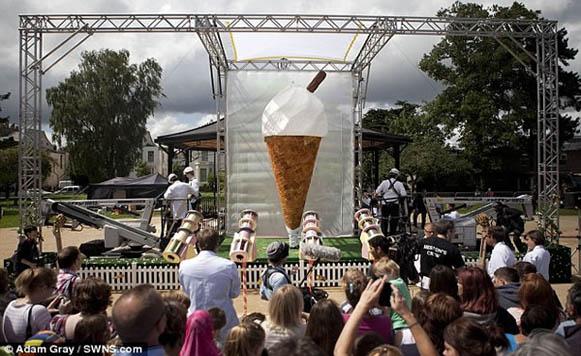 helado gigante
